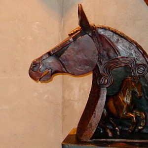 SHRINE OF THE HORSE
